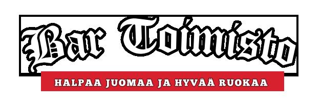 Bar Toimisto Logo