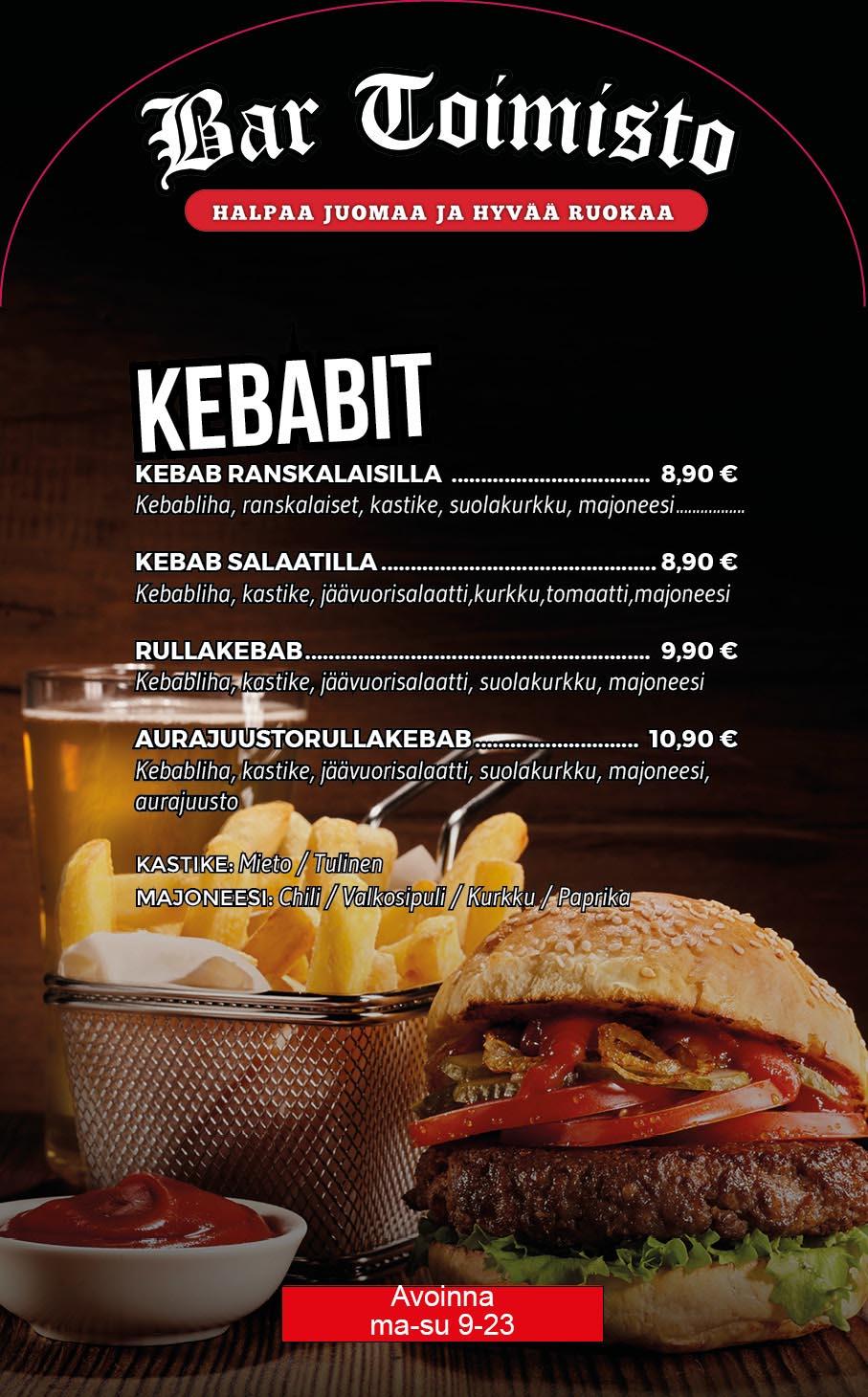Bar Toimisto Turku
